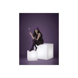 Cube lumineux 40 cm - Zendart Design