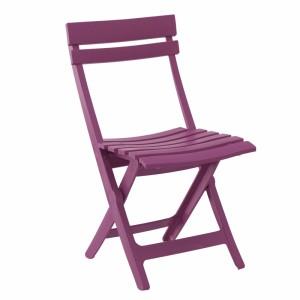 Chaise pliante jardin - Zendart Design