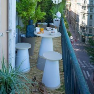 Salon de jardin pour balcon - Zendart Design