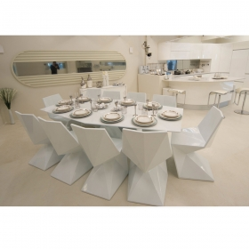 Table de salle a manger - Zendart Design