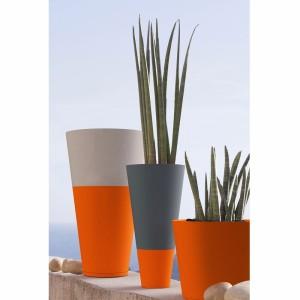 pots-design-tokyo-grosfillex-orange-80cm