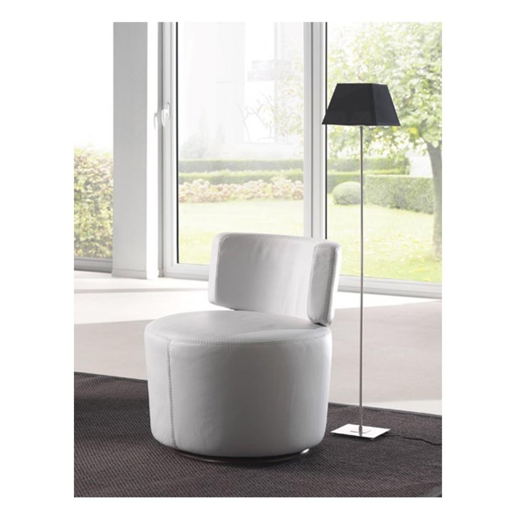 fauteuil-cuir-blanc-lady-las-salotti