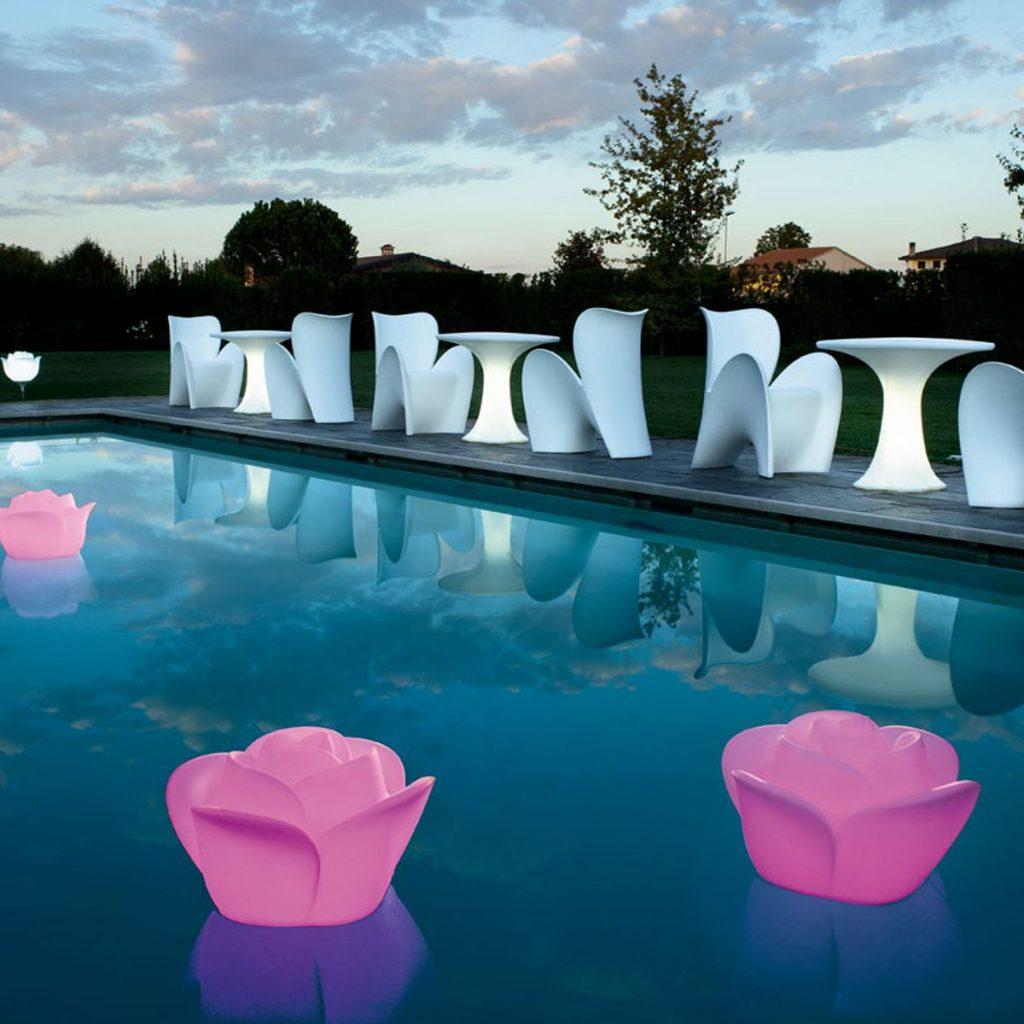 Accessoires de piscine : Lampe flottante pour piscine MyYour
