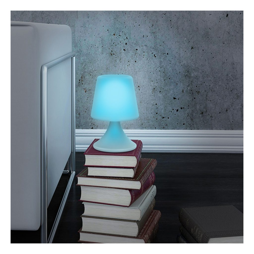Objets connectés design lampe bluetooth BigBen Connected