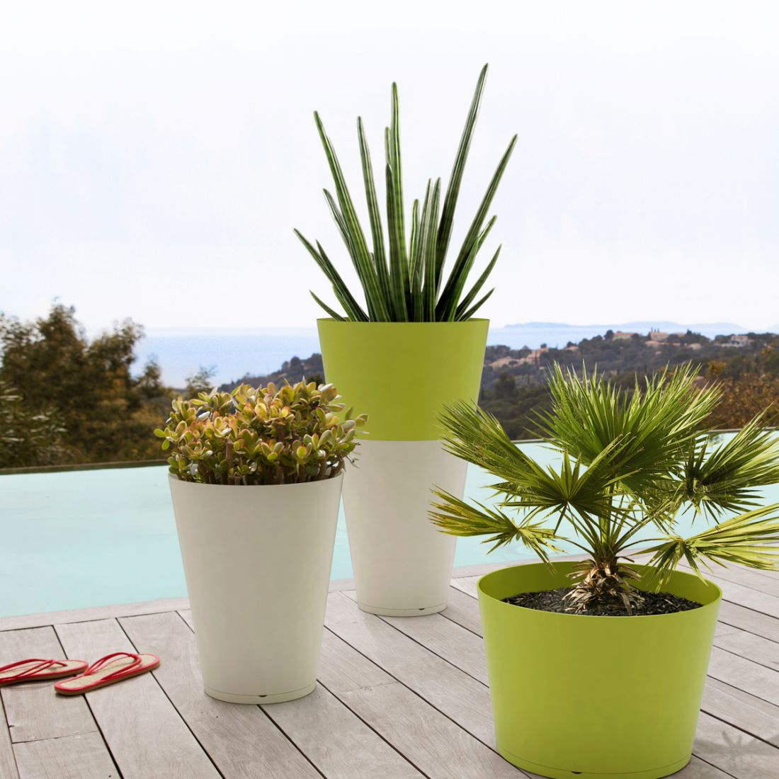 Pot De Fleur Exterieur Cheap Pot De Fleur Exterieur With Pot De