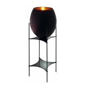Bout de canapé Venus Concept Verre - Zendart Design
