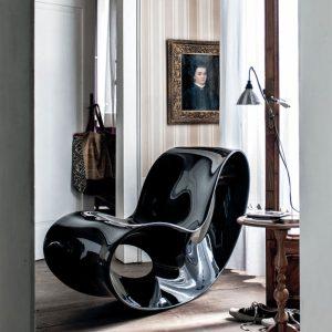 Chauffeuse à bascule MAGIS - Zendart Design