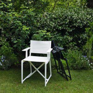 designer célèbre fauteuil pliable Philippe Starck Magis Stanley