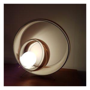 Lampe a poser moderne Alliance Concept Verre - Zendart Design