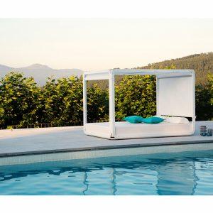 Lit Pergola Daybed Ibiza EZPELETA - Zendartg Design