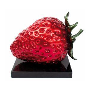 Objet decoration - decoration fraise Lacorne Décoration