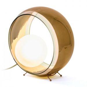 Objet decoration - Lampe à poser Okio Small Concept Verre
