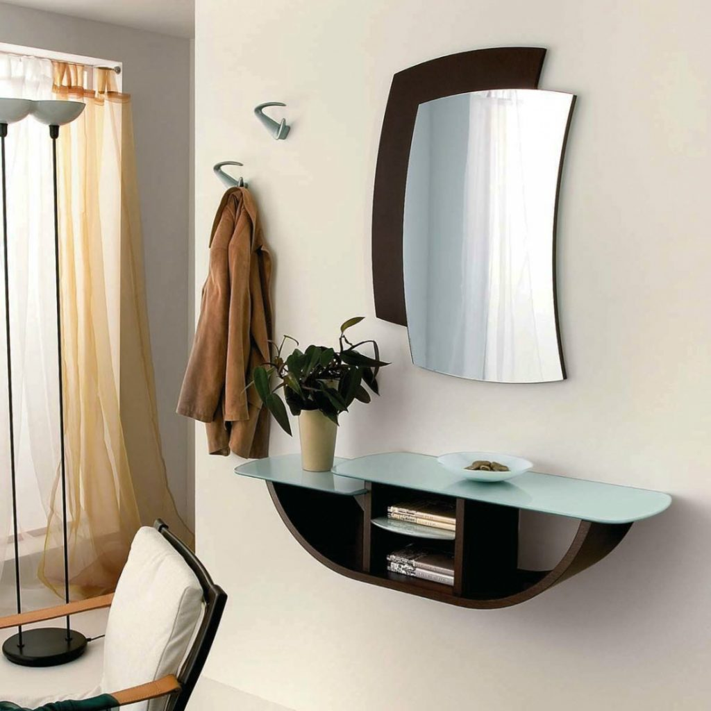 Meubles dentrée design Gondola - Zendart Design