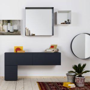 Miroir design Minotti Italia - Zendart Design