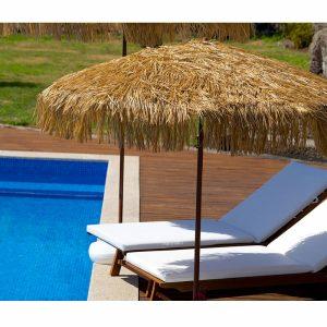 Indispensables de l'été parasol de plage Palloza Ezpeleta - Zendart Design