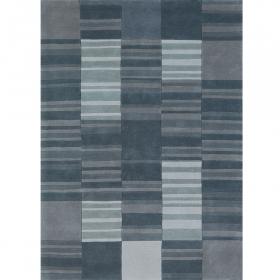 tapis design fait main streets Noiw Carpet - Zendart Design