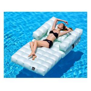 Mobilier et jeux de piscine Fauteuil gonflable pour piscine PIGRO FELICE - Zendart Design