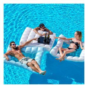 Mobilier er jeux de piscine Hamac de piscine 1 place PIGRO FELICE - Zendart Design
