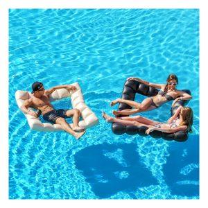 Mobilier et jeux de piscine Hamac piscine double PIGRO FELICE - Zendart Design