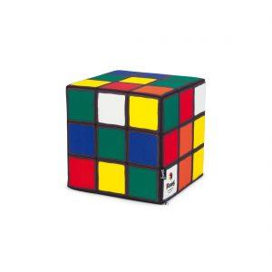 Objet Vintage Pouf Rubik's Woouf - Zendart Design