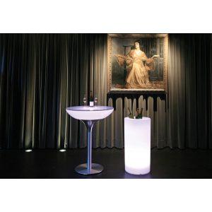 Indispensables de l'été seau à champagne LED Moree - Zendart Design