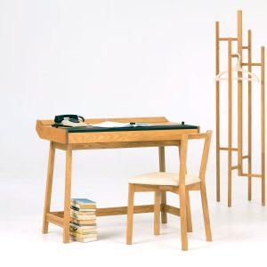 Tendance déco vintage - Bureau rétro Kennedy Wooodman - Zendart Design